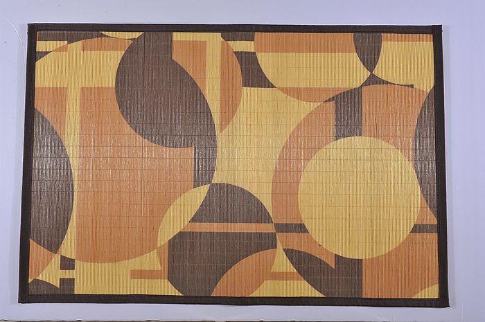 Bamboo Area Rugs Anji Florid Art Ware Co Ltd
